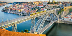 How to get to Porto or from it to International Airport and the nearest settlements