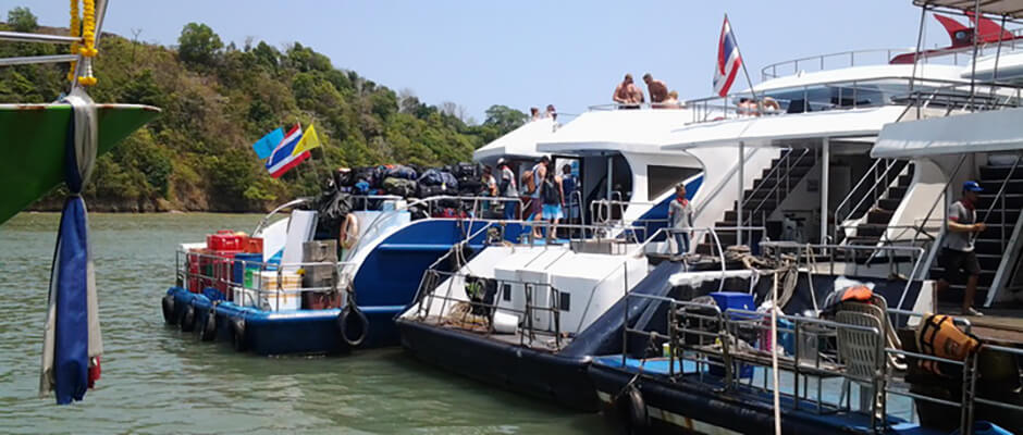 How To Get From Phuket To Krabi Bus Ferry Taxi Prices