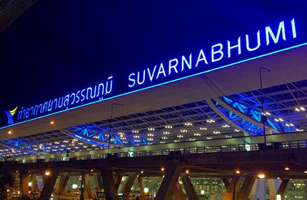 Taxi From Bangkok Airports Transfer Suvarnabhumi Don Mueang