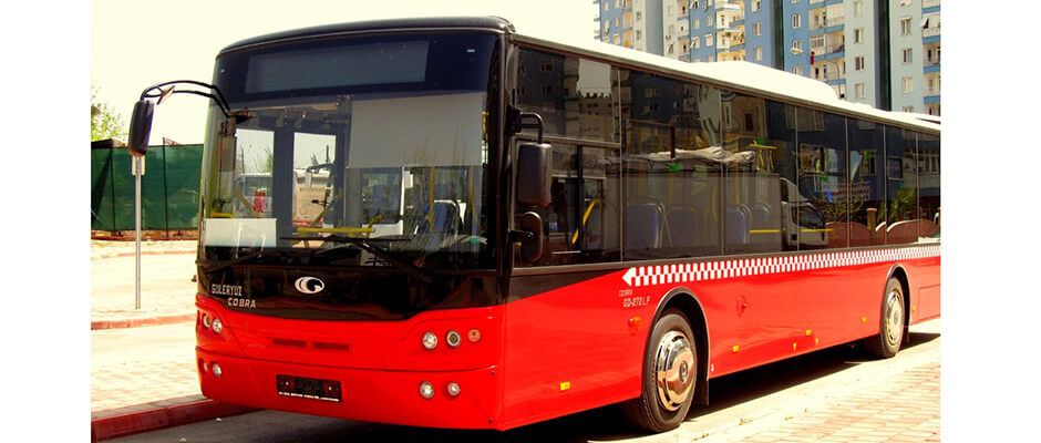 Bus Antalya Airport-city centre