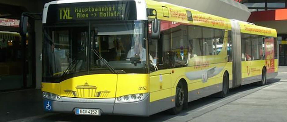 tegel airport transport shuttle bus transfer