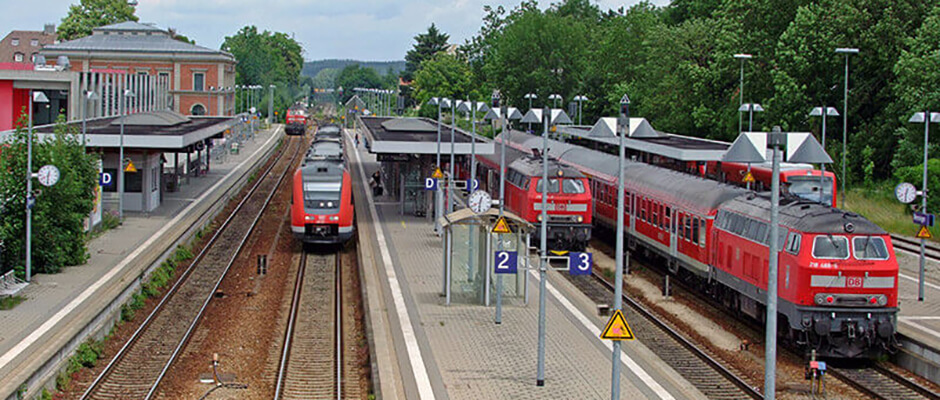 How To Get From Memmingen To Munich Train Bus Transfer
