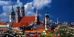 How to get to Munich and from it to cities of Germany and Europe