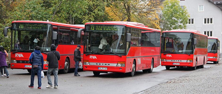 2e1e1ddc39b3c2 How to get from Munich to Neuschwanstein  Bus