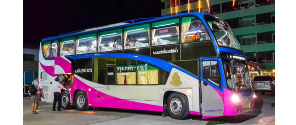 Bus from Bangkok Airport to Hua Hin