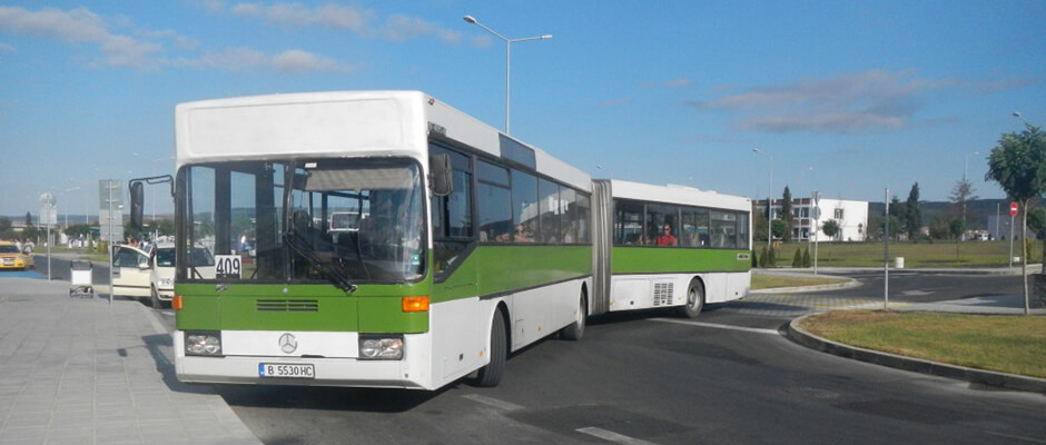 Varna Airport bus