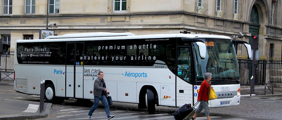 How to get from Orly Airport to Paris? Bus, electric train, taxi