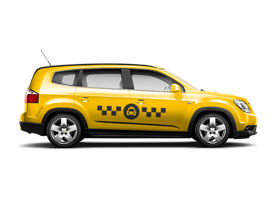 Minivan 4pax
