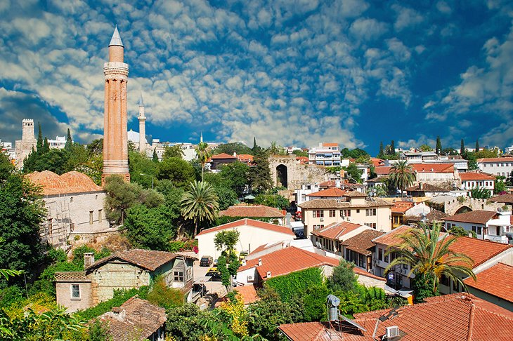 What to see in Antalya